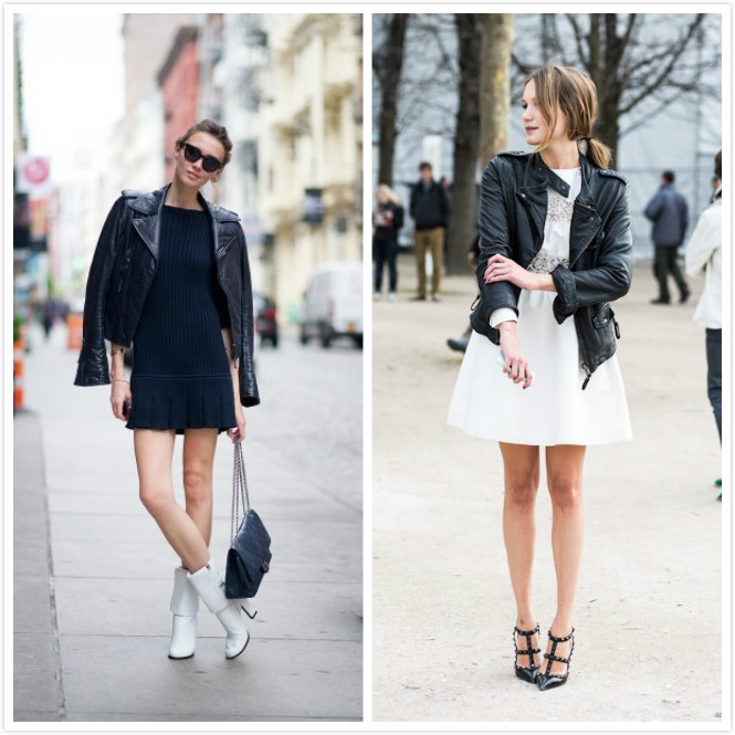 How To Wear Dress In Winter And Keep Warm