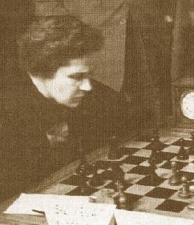 La ajedrecista catalana Glòria Velat Badia