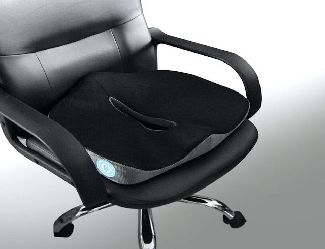 best buying Staples office chair cushion black for sale