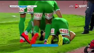 اهداف مباراة الزمالك والاتحاد السكندري اليوم 5/1/2019 الدوري المصري Al Ittihad vs Zamalek live