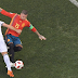 Goles - España 1-1 (3-4 Penales) Rusia