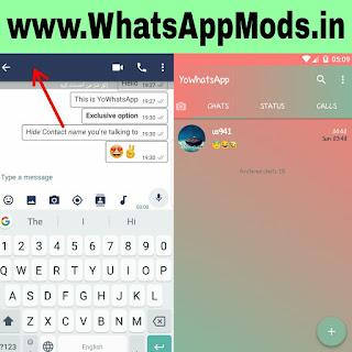 YoWhatsApp v7.00 WhatsAppMods.in