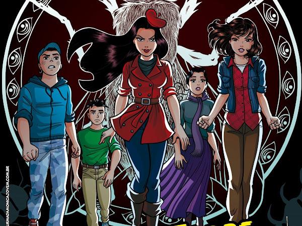 Lançamentos de feveiro: Panini Comics - Maurício de Sousa