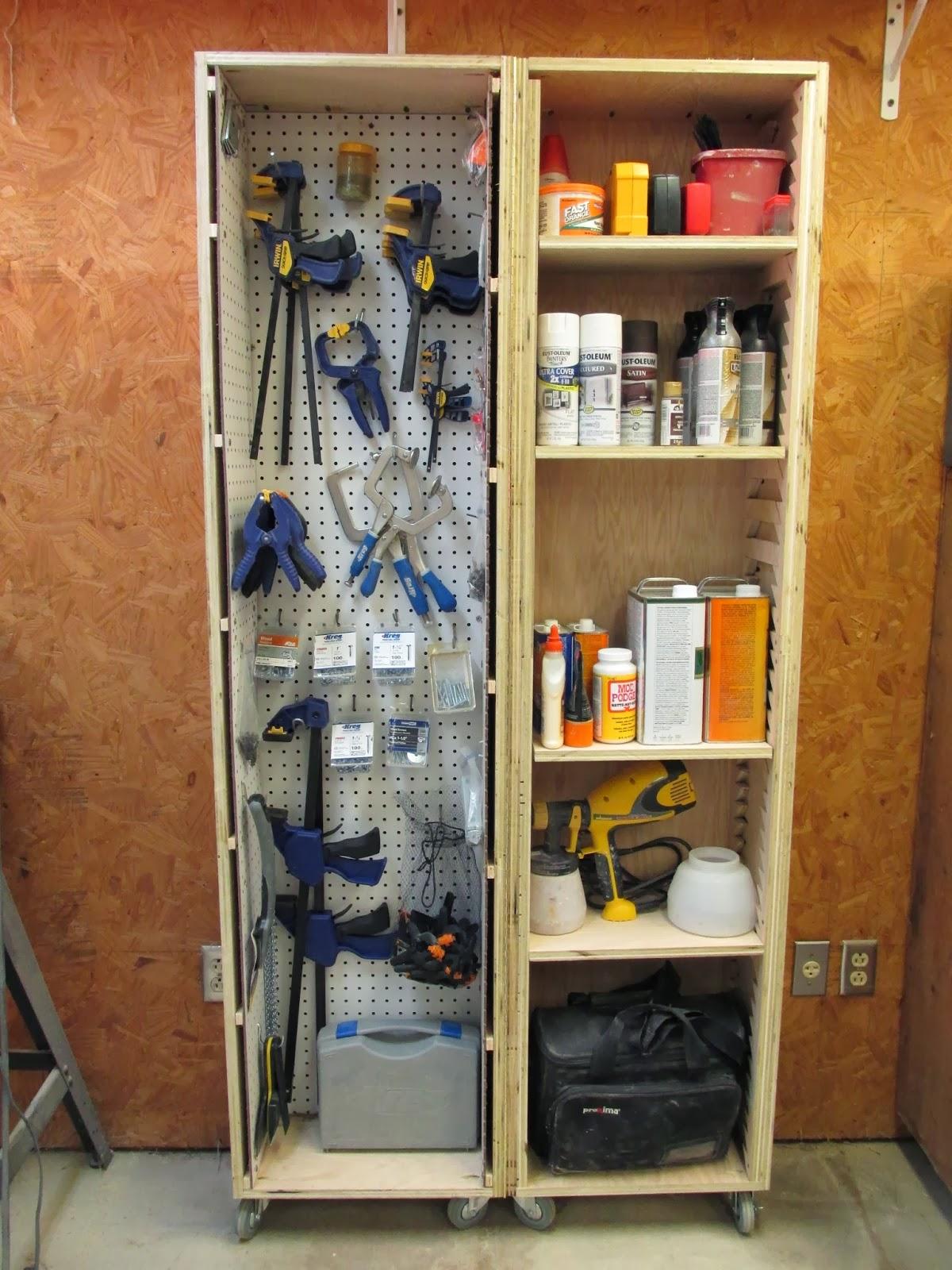 Wilker Do's: DIY Rolling Storage Cabinet