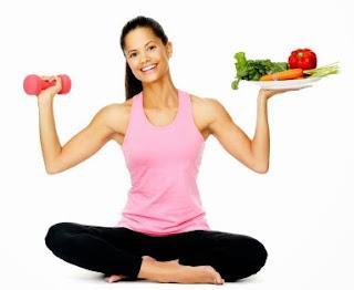 Makanan Sehat Rendah Lemak