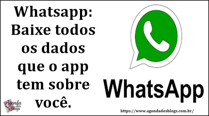 Dados do Whatsapp