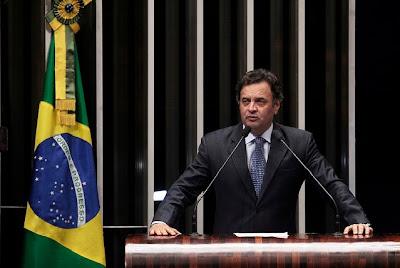 Eleições 2014: Aécio Neves apontou os 13 erros do PT; o PIB abaixo de 1% é um deles e já se confirmou
