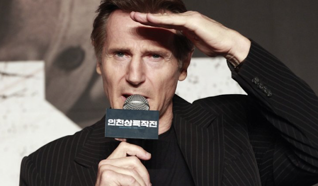 Liam Neeson: Bit of a witch hunt over sex allegations