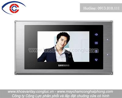 Chuông cửa màn hình SAMSUNG SHT-3507DM/EN.