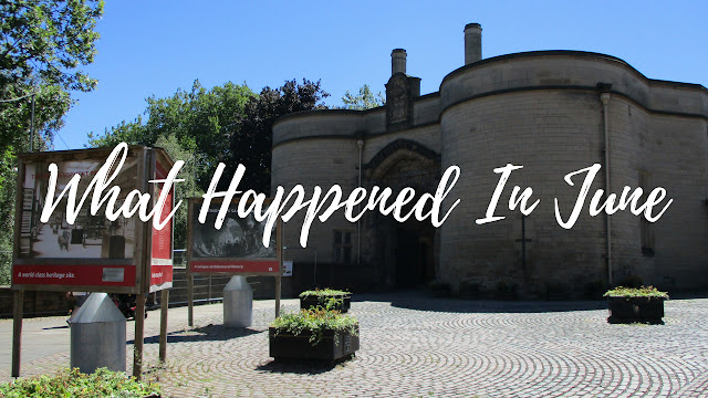 What Happened In June