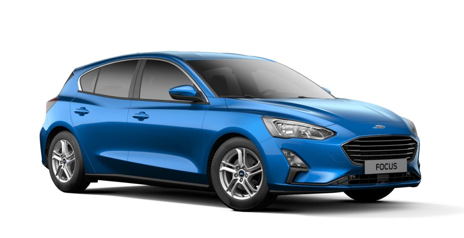 Ford Focus 4 2020 Couleurs Colors