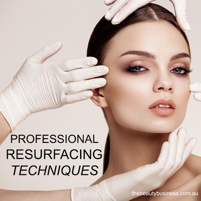 professional resurfacing techniques