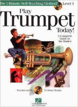 Play Trumpet Today! Beginner's Pack: Book/CD/DVD Pack (Play