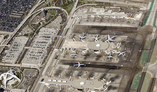 Aeroporto internacional de Los Angeles – Estados Unidos