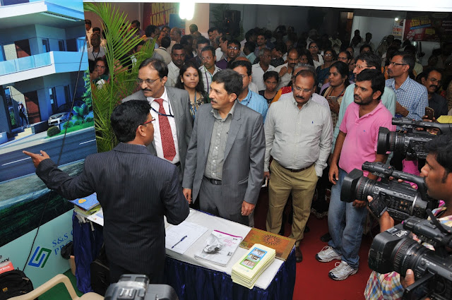 INDIAN BANK CONDUCTS MEGA LOAN MELA & PROPERTY EXHIBITION AT HYDERABAD