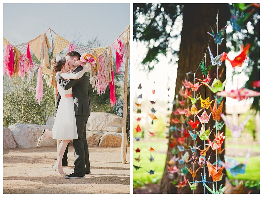 How To DIY Your Wedding Altar & Aisle
