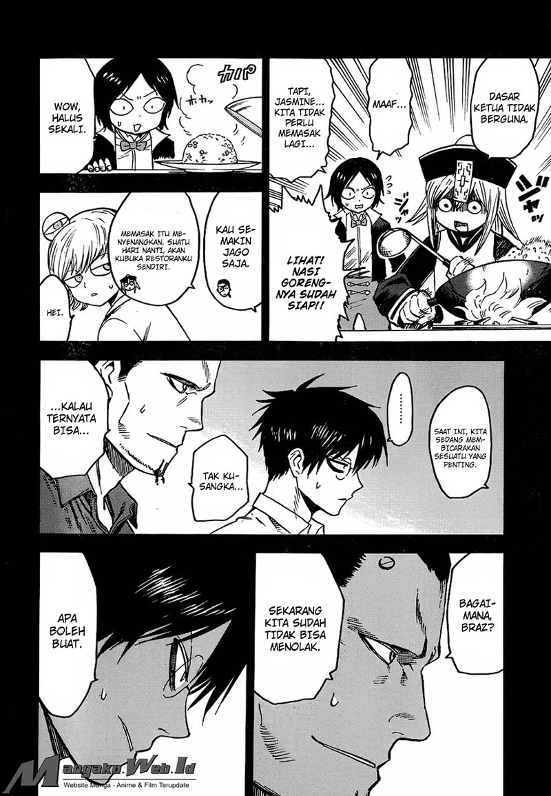 Blood Lad Chapter 70-9