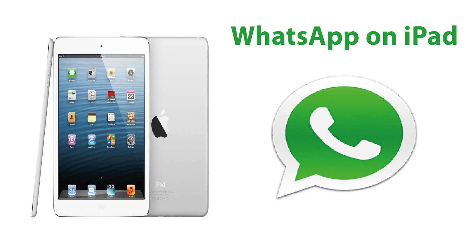 whatsapp ipad télécharger ios 7