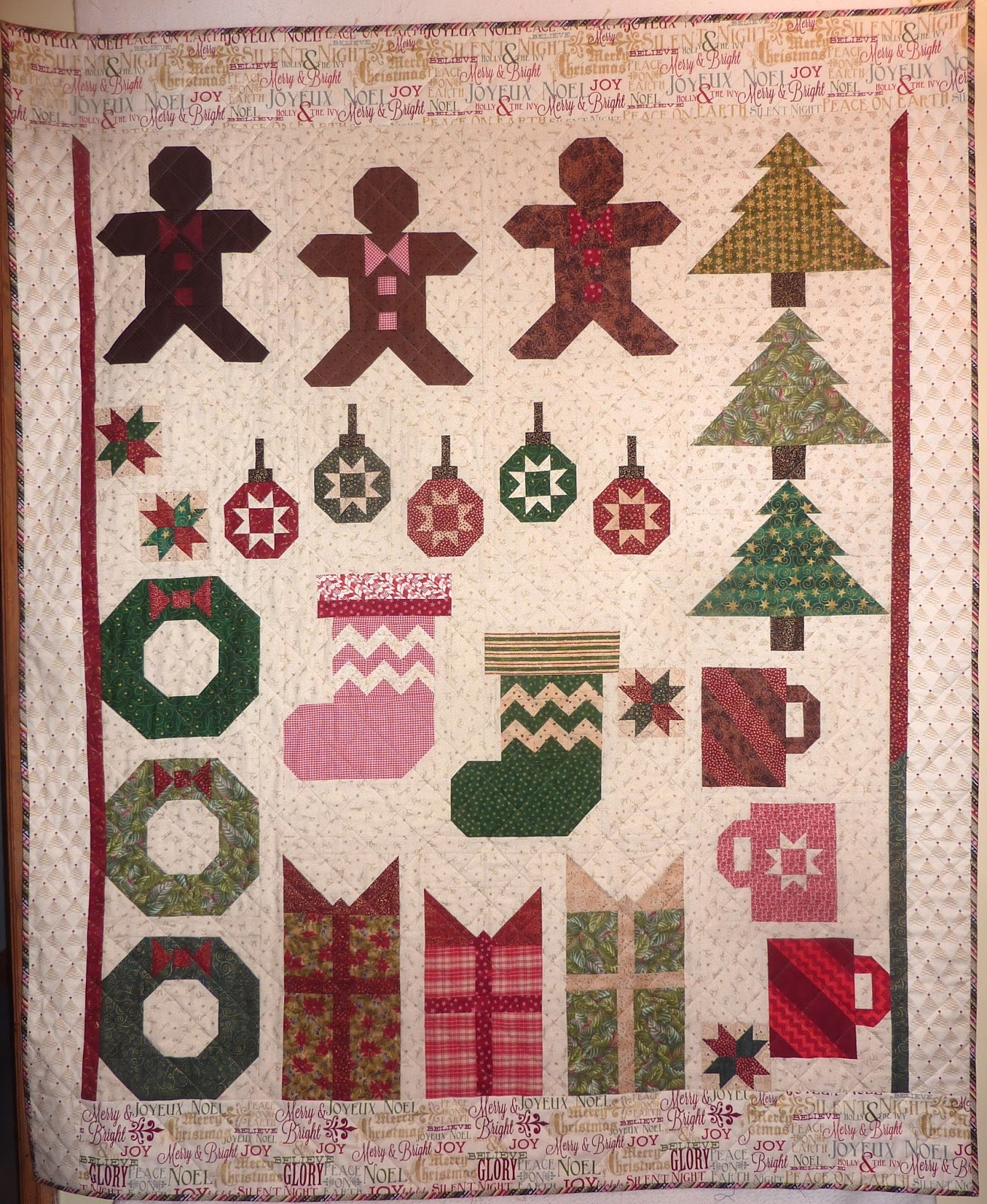 Design Wall Quilts Retractable : Kathy s quilts finished quilt on the design wall