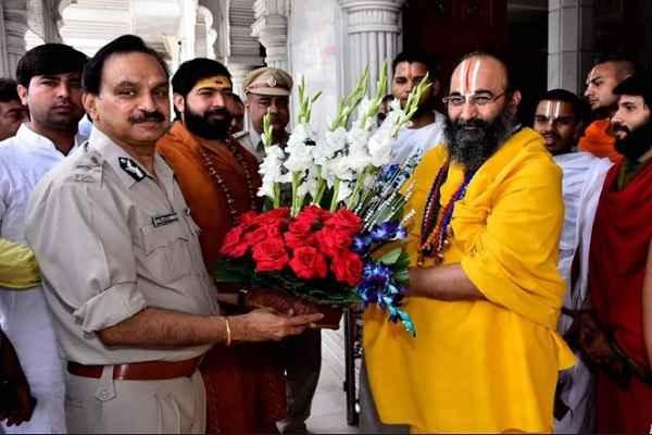 haryana-gdp-baljeet-singh-sandhu-reached-sidhdata-ashram-news