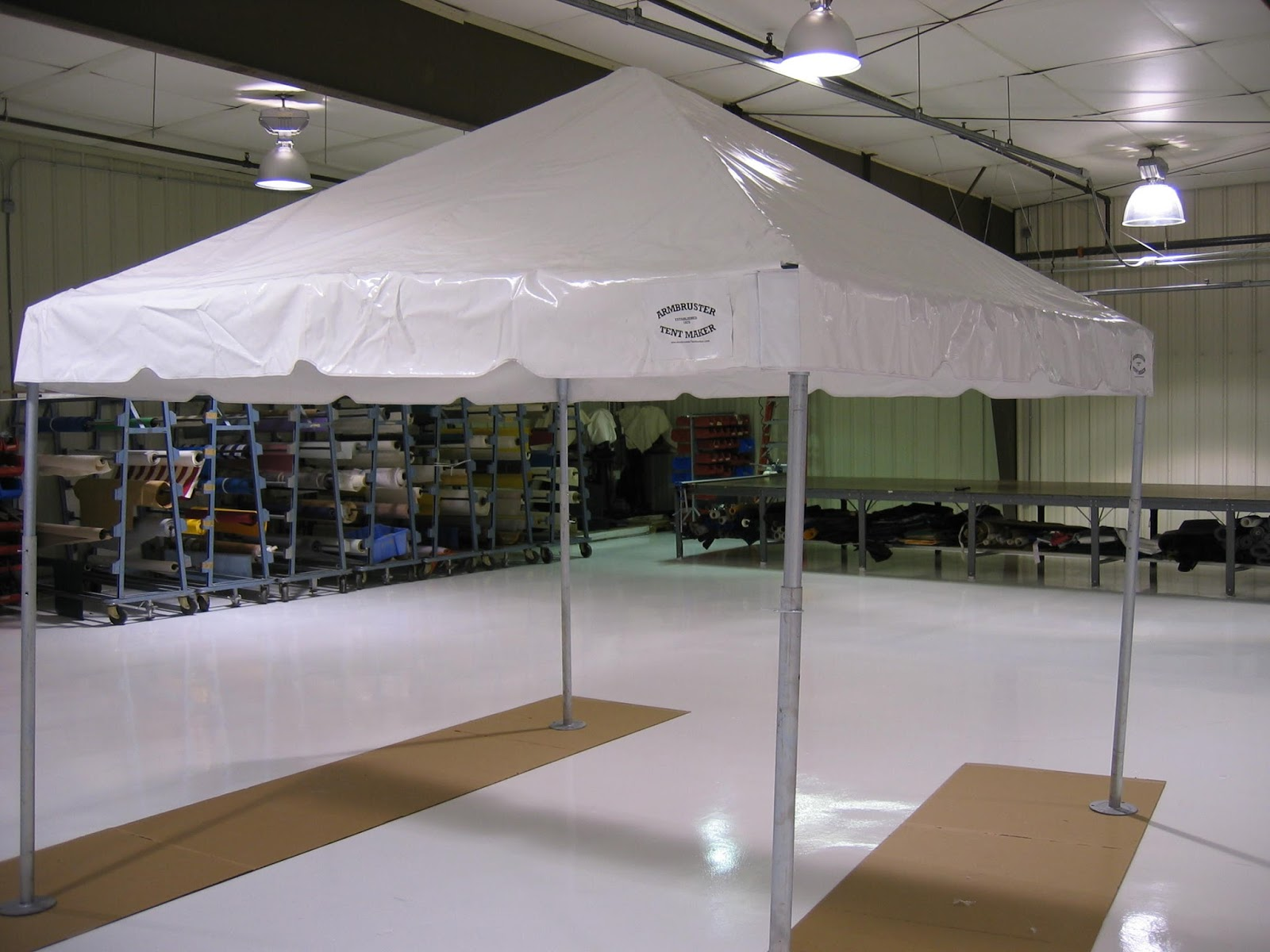 USED Tents on sale from ARMBRUSTER & USED Tents on sale from ARMBRUSTER | Armbruster Tent Maker