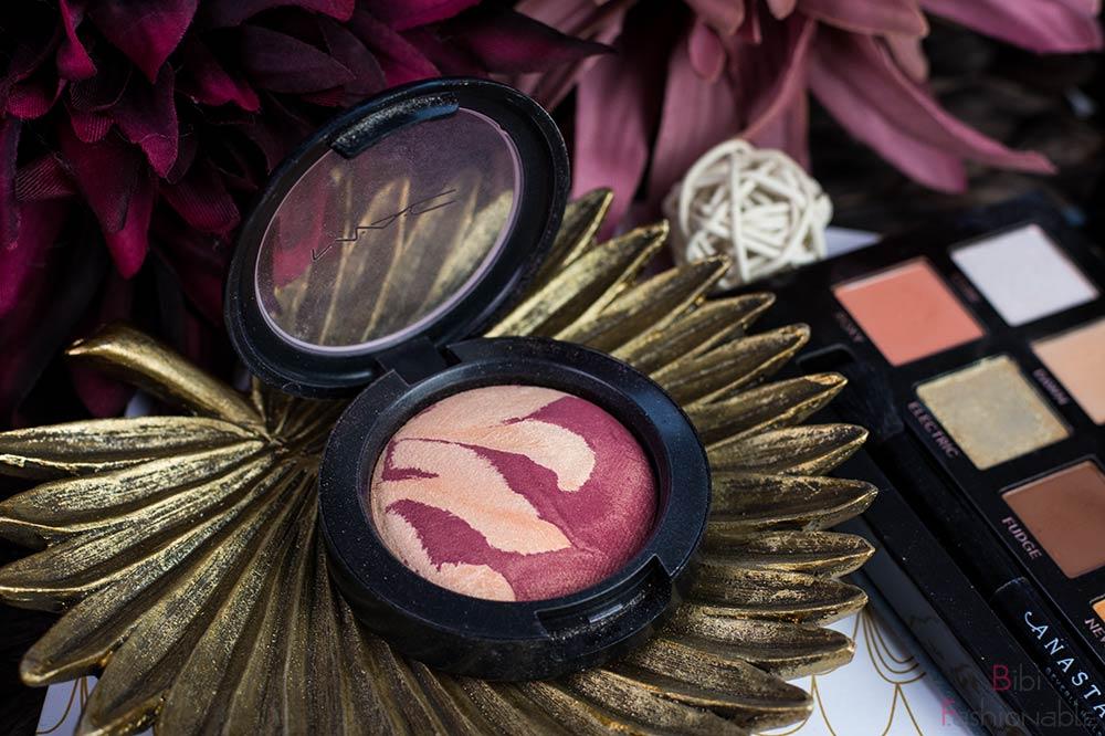 Herbstliebe MAC Cosmetics Mineralize Blush Simmer