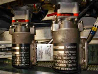aircraft hydraulic system valves image