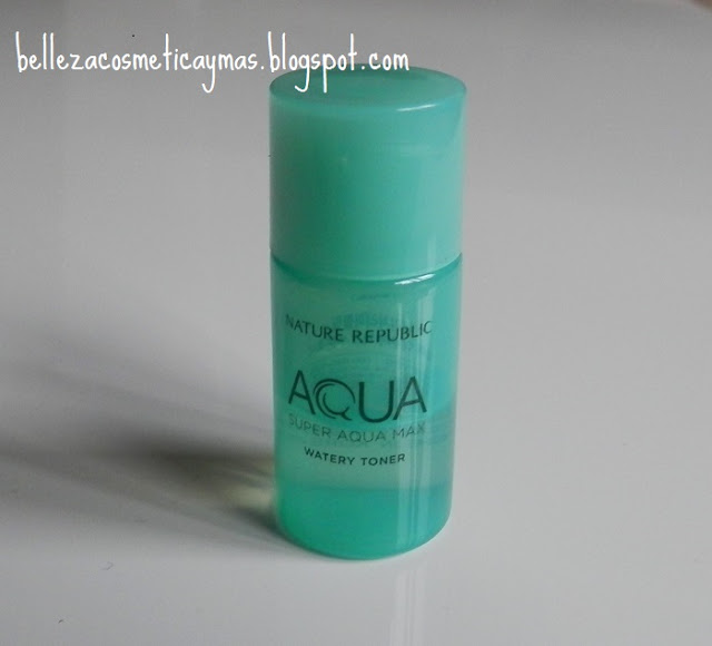 Super Aqua Max Watery Toner de Nature Republic