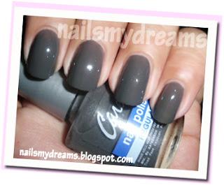 Nails My Dreams Gray Stone