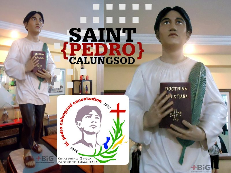 viva san pedro calungsod essay The story of pedro calungsod shows us that young people can do great things  born in guam, pedro was only 13 when he joined a group of.