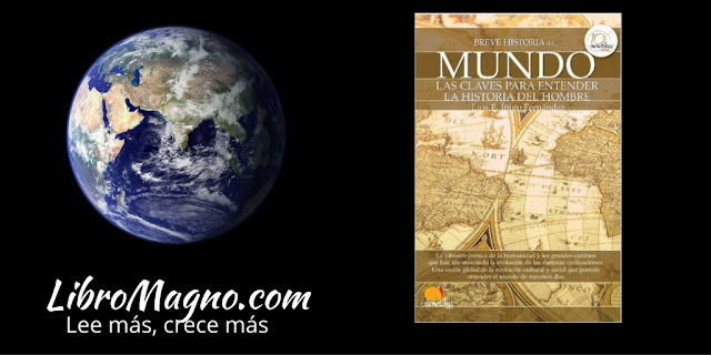 """Breve Historia del Mundo"" de Luis E. Íñigo Fernández"