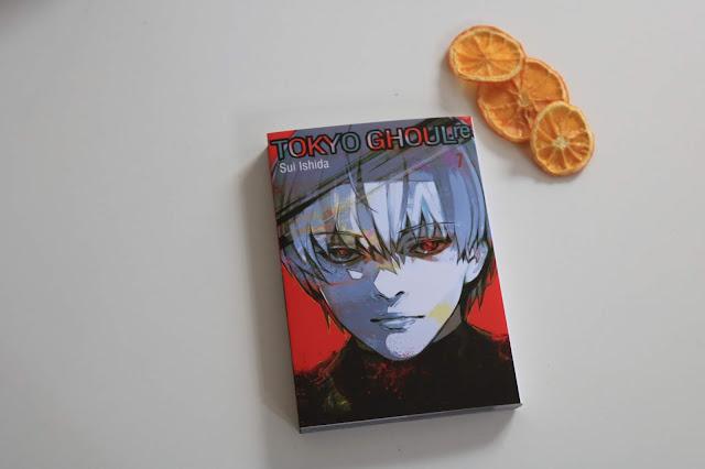 Sui Ishida - Tokyo Ghoul:re t.7