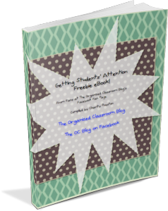 Want your copy of the free Getting Students' Attention eBook?