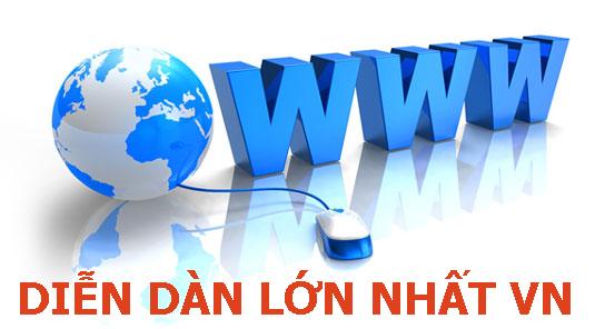 500 diễn đàn, forum, website rao vặt lớn nhất Việt Nam