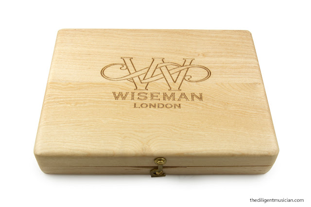 Howard Wiseman Reed Case Review Front