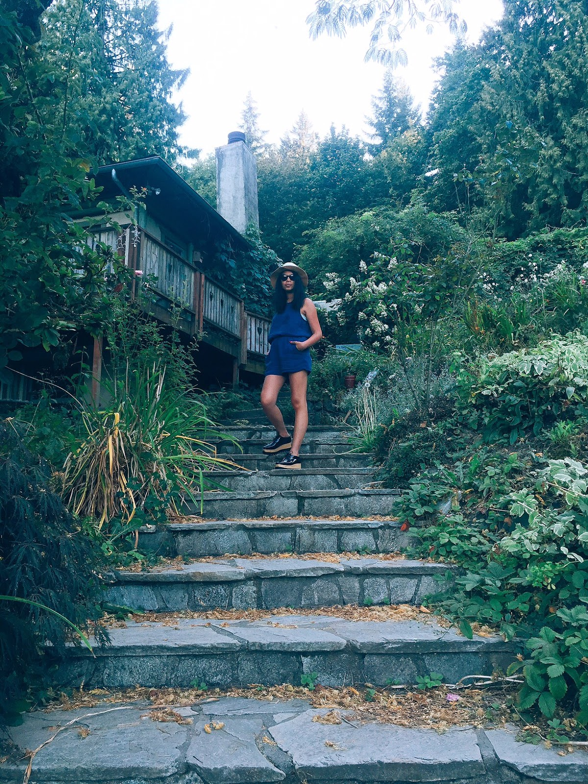 chambray romper, fashion and lifestyle blogger, pdx blogger, portland blogger, sammydress, sammydress review, thirty bucks,