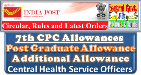 7th-cpc-pg-annual-allowance-postal-order