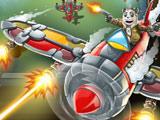 Panda Commander: Air Fight هي لعبة رائعة للأولاد يمكنك فيها التصويب بشكل جيد. ادخل عالم القتال الجوي مع بطلنا ،