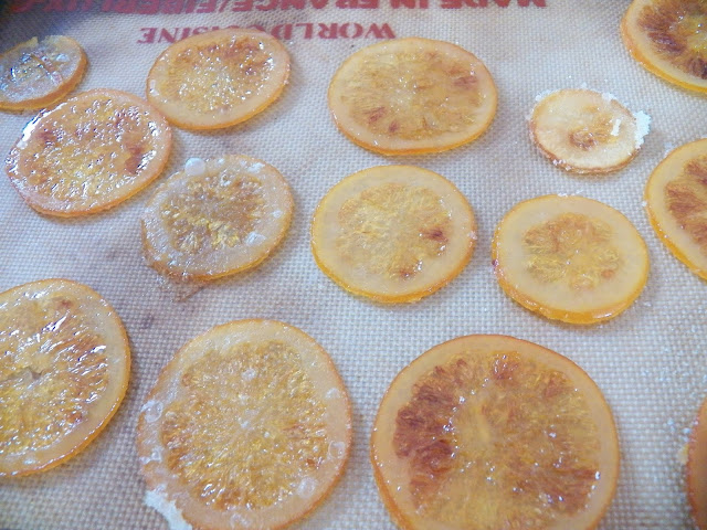 Candied Orange Slices
