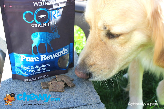 healthy limited grain-free jerky bites dog treats