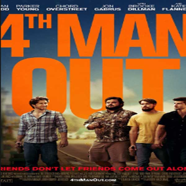 4th Man Out, Film 4th Man Out, 4th Man Out Synopsis, 4th Man Out Trailer, 4th Man Out Review, Download Poster Film 4th Man Out 2016