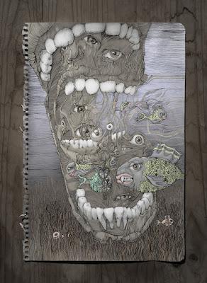 Pintura digital gaito, gabriel vilanova, dibujo, pintura