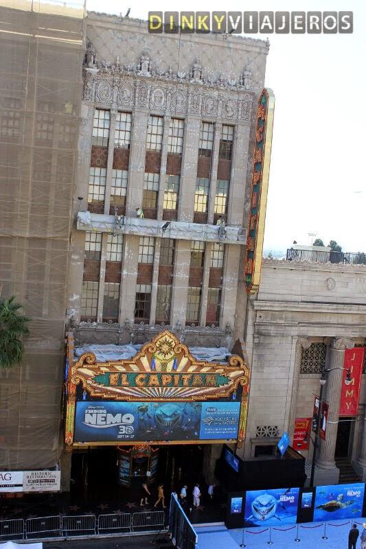 Teatro El Capitán