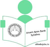 Assam Apex Bank PO Syllabus