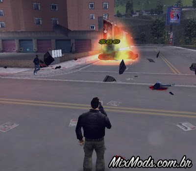 Money Messages mod gta iii vc