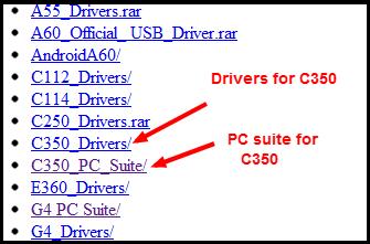 lava b8 pc suite software