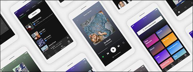 Versione gratuita di Spotify