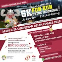 Asian Games Fun Run • 2018