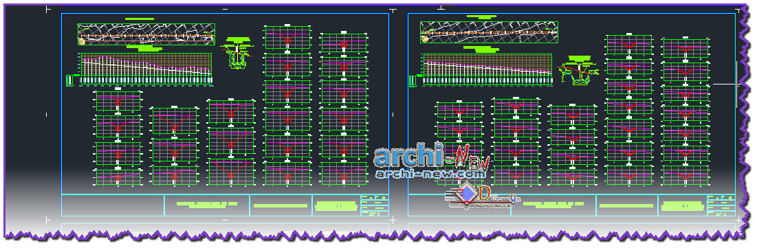 En) - Download AutoCAD DWG 2D file toAutoCAD Capitan Oriel
