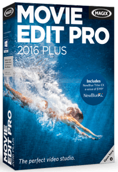 GoPro Editing Software Magix Movie Edit Pro Plus